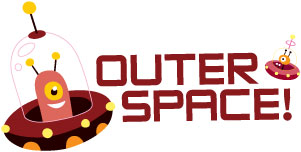 outer space summer camp theme